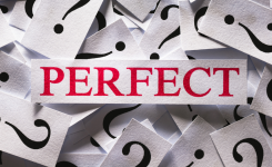 The mystery of perfection
