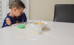 Why cry over spilt milk?