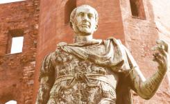 Melting monuments